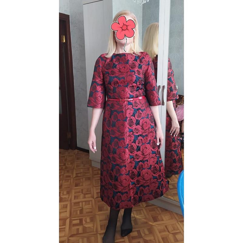 Платье #106 изBurda 2/2019 от a.portulak