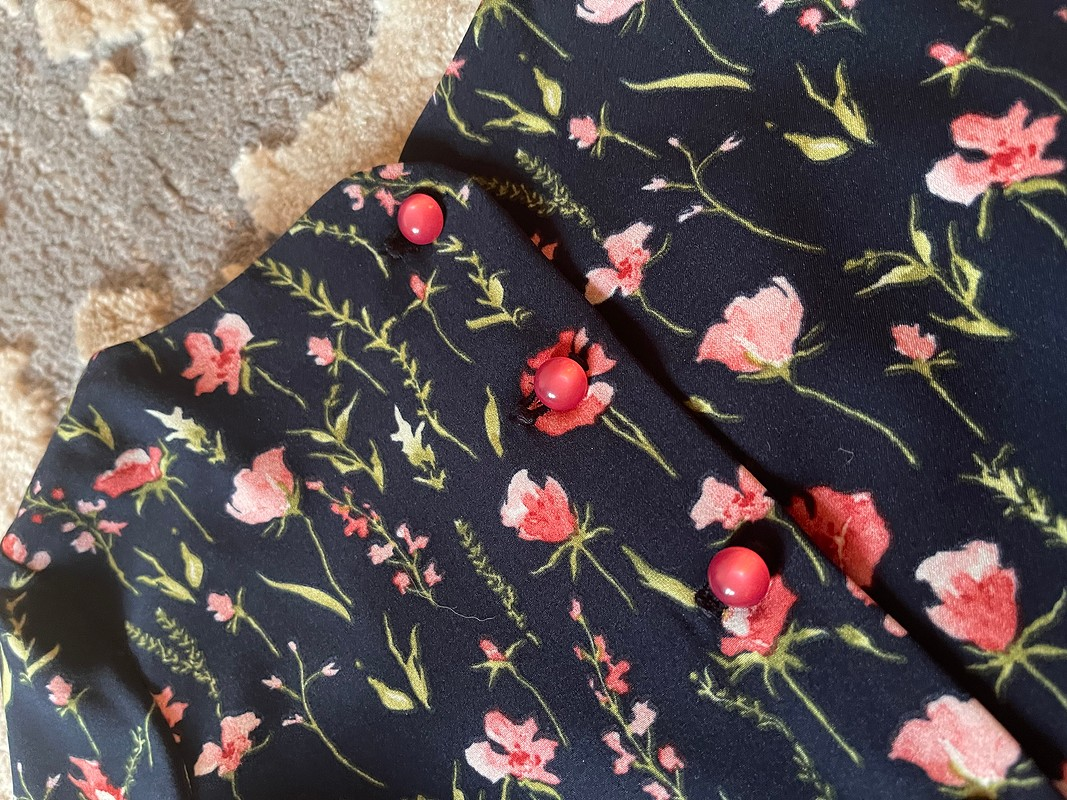 Платье «Цветочек» от Shashkar