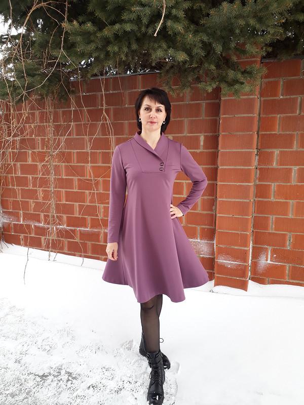 Платье «В ожидании весны» от Alena_Eschenko