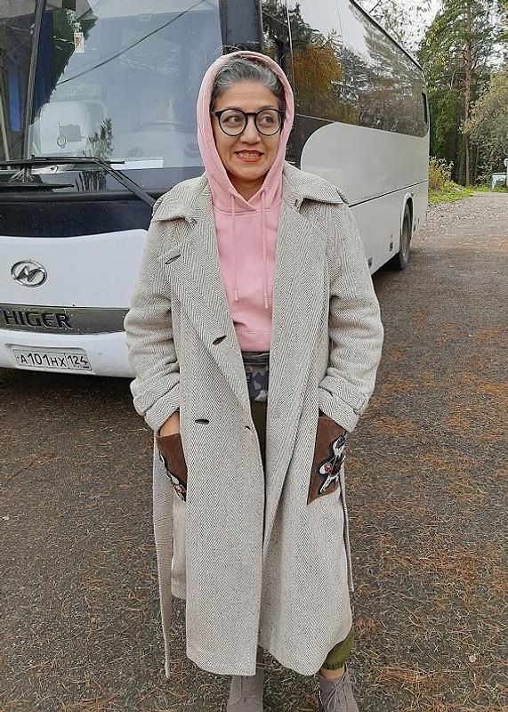 Пальто «Upсайклинг» или повторяюсь от Эльза Стрельцова