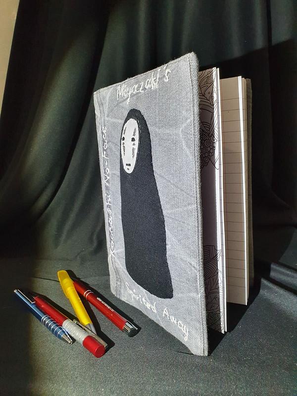 Обложка длякниги изджинсы от Анжелика   Ильина