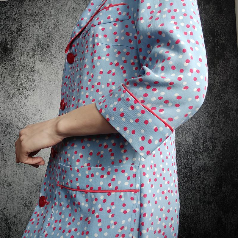 Рубашка-халат от indikate_atelier