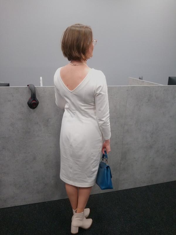 Платье «А после сборки обработать напильником» от arle9