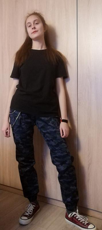 Камуфляжные брюки от Labyrinth