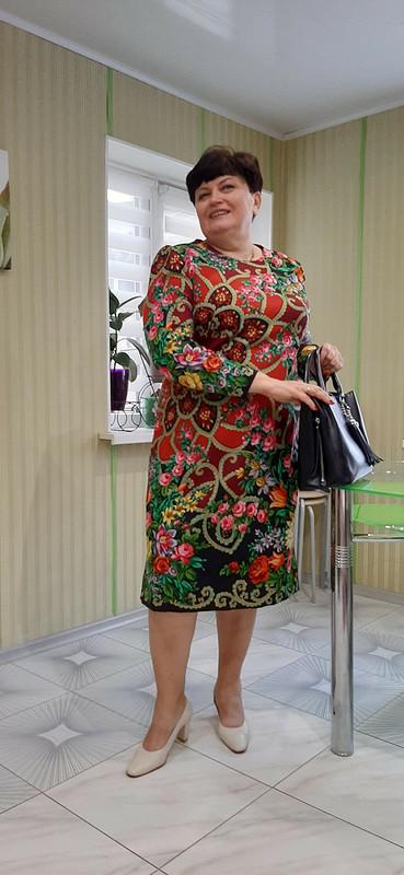 Платье изППплатков от Kirolga
