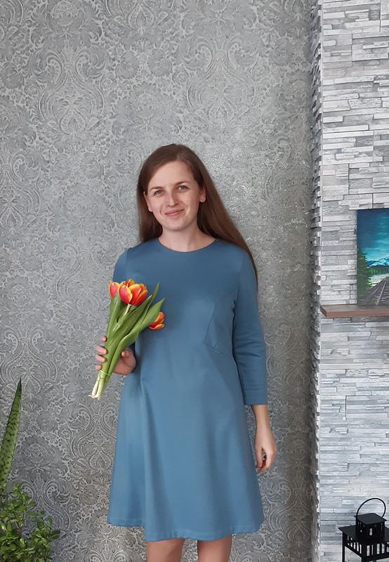 Платье А-силуэта от OlyaRoz