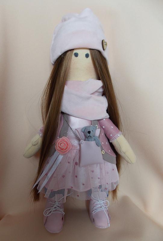 Моя первая кукла от Tatyana-K-L