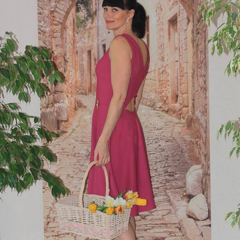 Платье «Весеннее настроение» от natalik75
