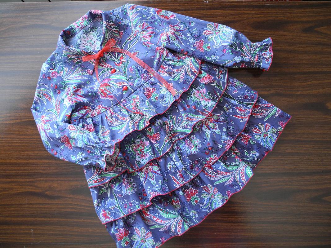 Платье длямладшенькой  128 №12/2019 от Nata REN