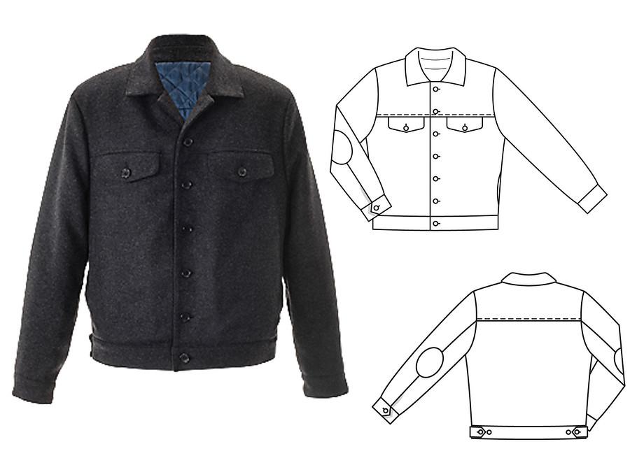Обработка пояса утеплённой куртки: мастер-класс + видео