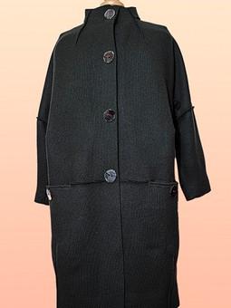 Работа с названием Легкое пальто из лодена