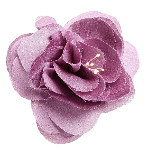 Весеннее настроение: декоративные цветы изшёлка