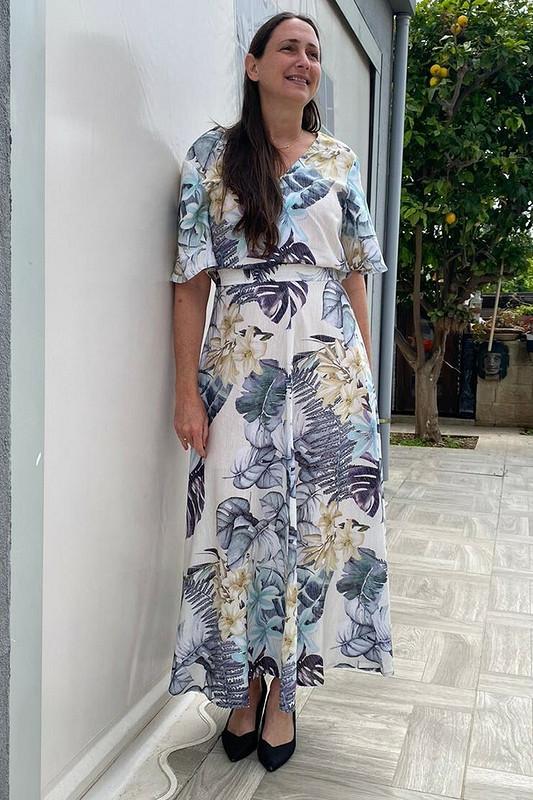Платье «Весна идет» от Libbysharf