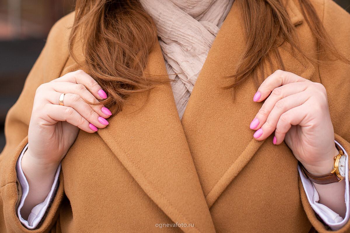 Пальто встиле Max Mara от Ксения Огнева