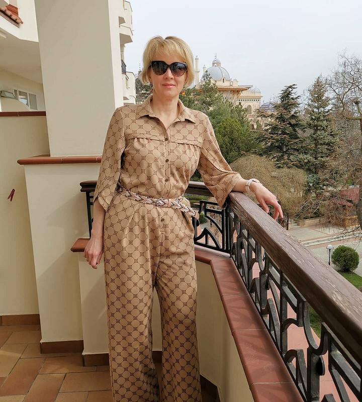 Комбинезон навсе случаи от Джульетта Викторовна