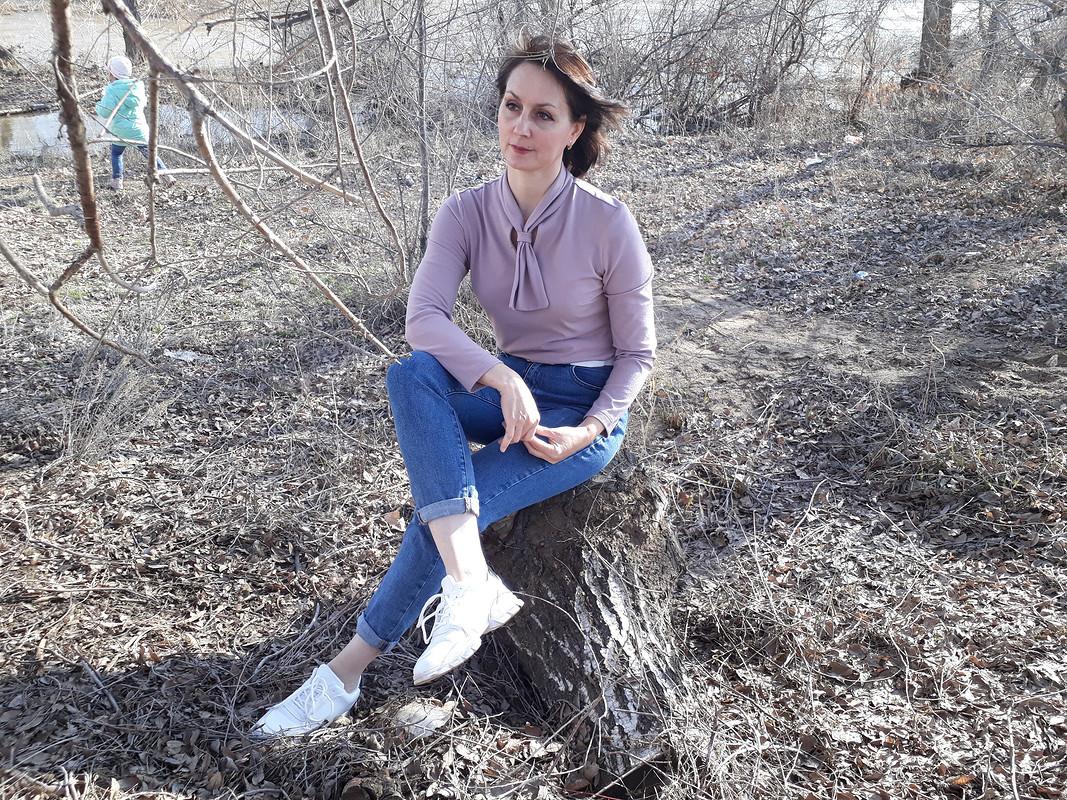 Пуловер «Новый, но уже любимый» от Alena_Eschenko
