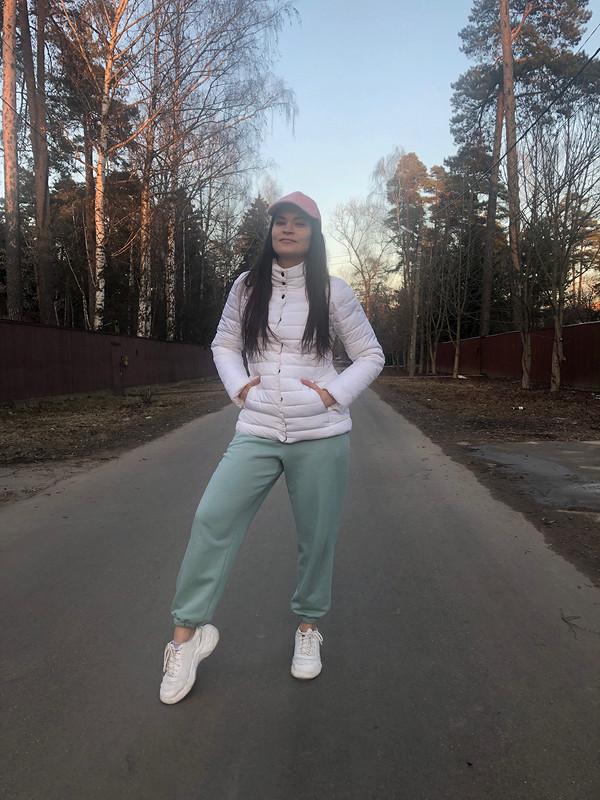 Джоггеры или спортивные штаны дляпрогулок от Irena Galkina