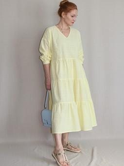 Работа с названием Платье из шитья