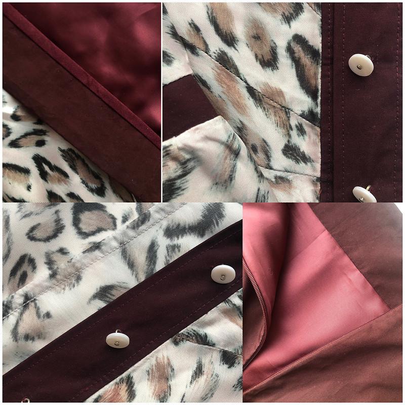 Блузка «Шелковая Panthera» от -OlgaBird-