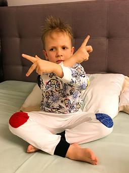 Работа с названием Пижама для мальчика