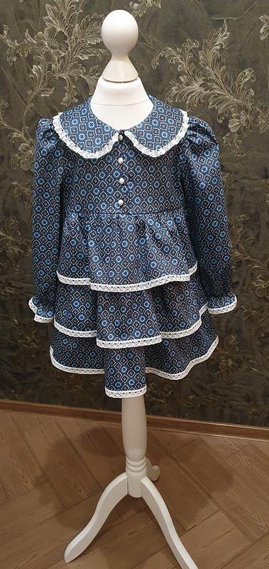 Платье ввинтажном стиле от Armas-Olga