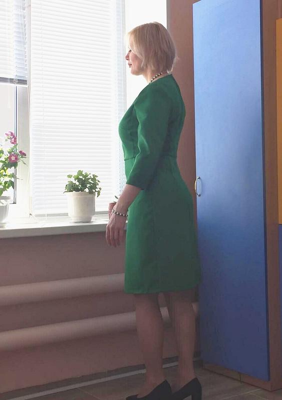 Платье дляработы от Ксения Лугинина
