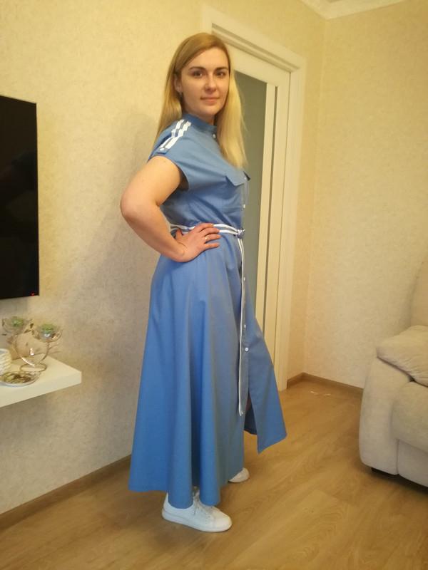 Платье-бестселлер клету от JuliettaR