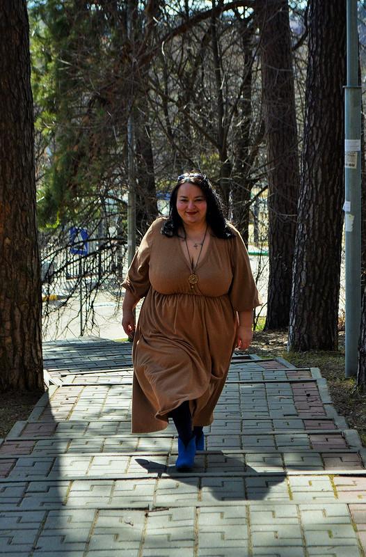 Платье «Песочная элегия» от Verevochca