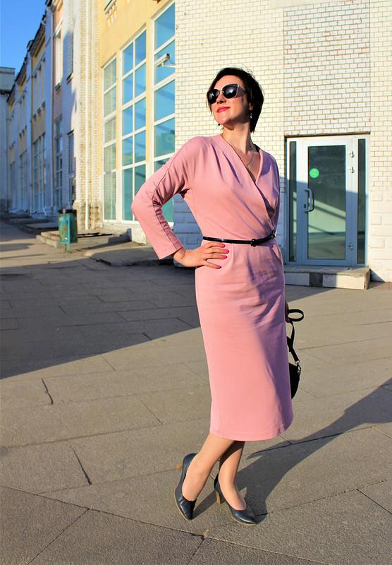 Платье «Пудра» от oagapova