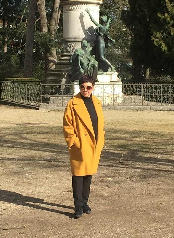 Пальто от Sannier