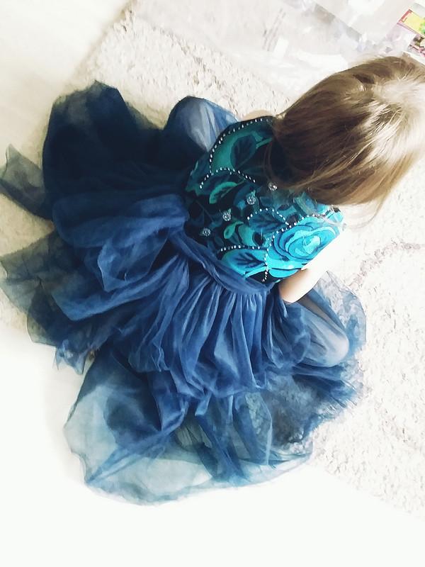 Платье «Почти черный лебедь» от ElenaTereshkova