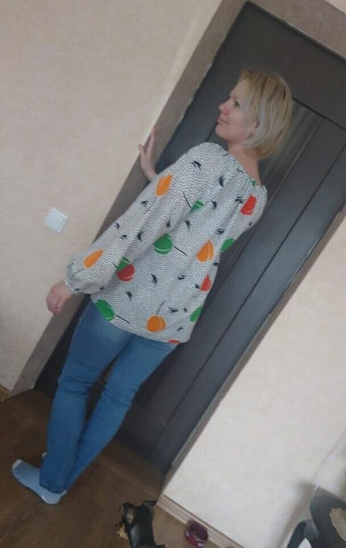 Блузка от Ксения Лугинина
