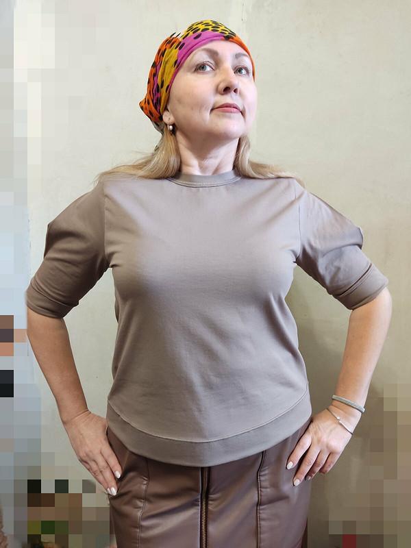 Простые футболки от Домино