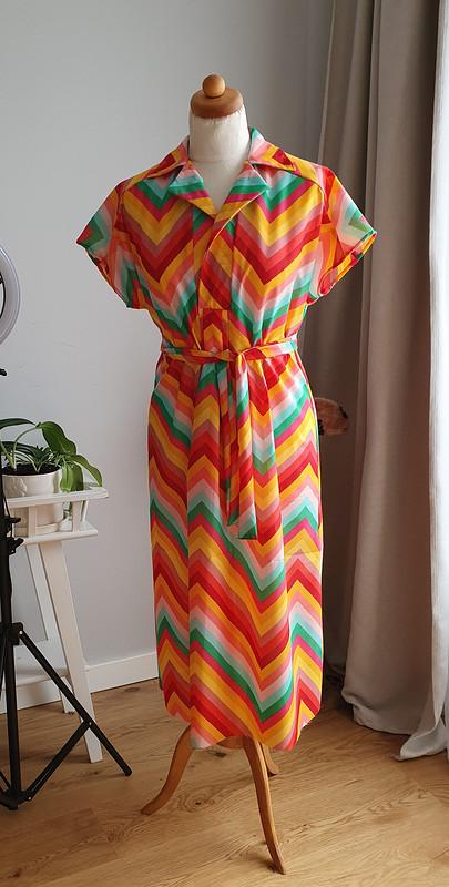 Платье летнее «яркое» от NataLka