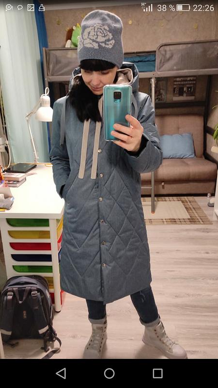 Пальто насинтепоне от Uliya-2012