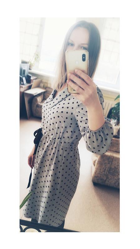 Платье «Ретро-горошек» от natalialimova