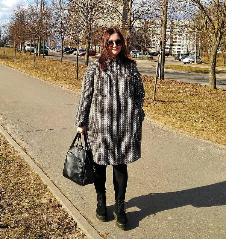 Пальто изтвида от Алька_04