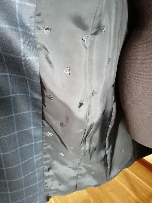 Платье-пальто «Кашемировая клетка» от Sukharenko