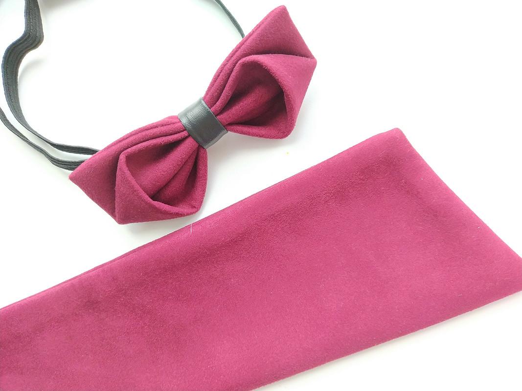 Детский галстук-бабочка от Мария_ИТД