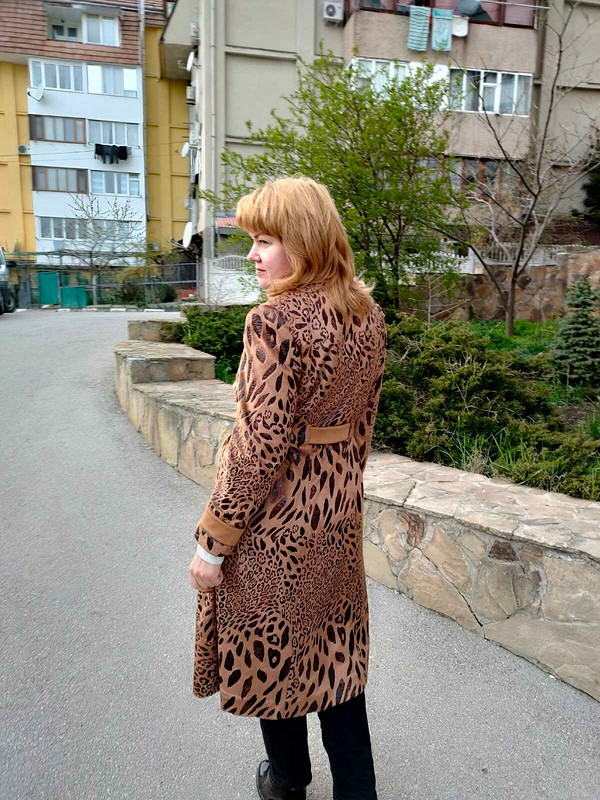Плащ от Татьяна Славинская