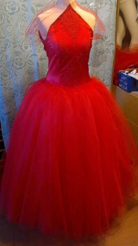 Платье дляконкурса юнных моделей от Lina
