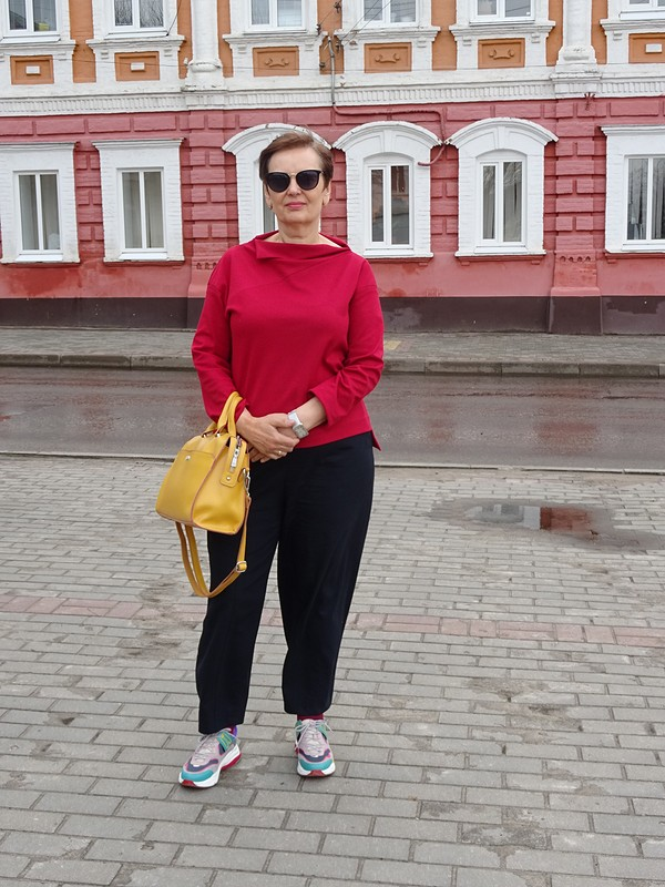 Джемпер ислоучи от SvetlanaGorenkova