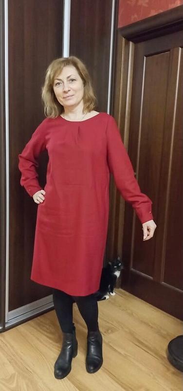 Платье прямое от Таис