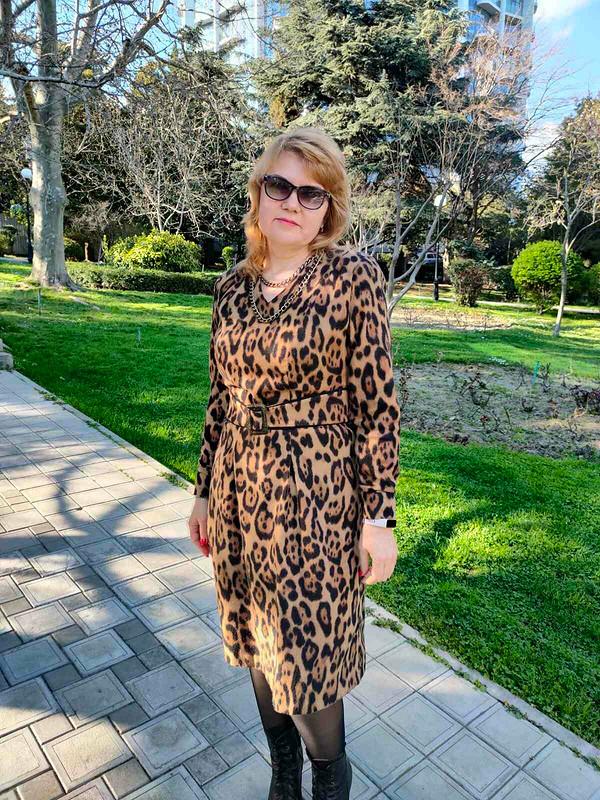 Платье изпалантина от Татьяна Славинская