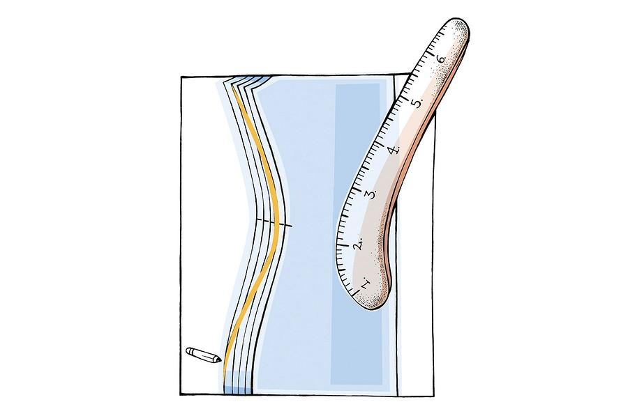 Как работать свыкройками Burda: инструкция дляначинающих