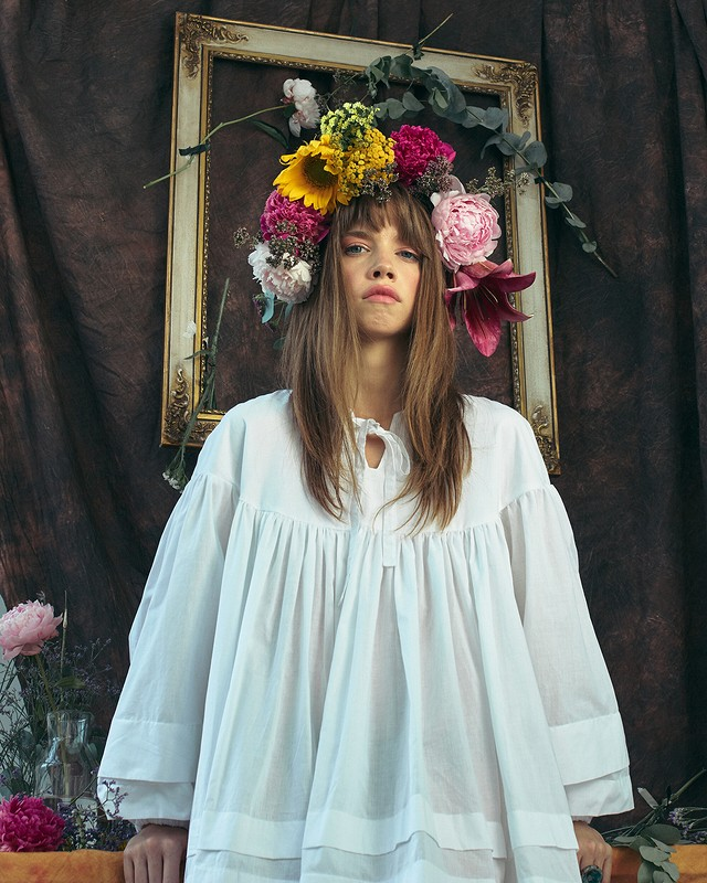 Платье от AlexandraMashkevich