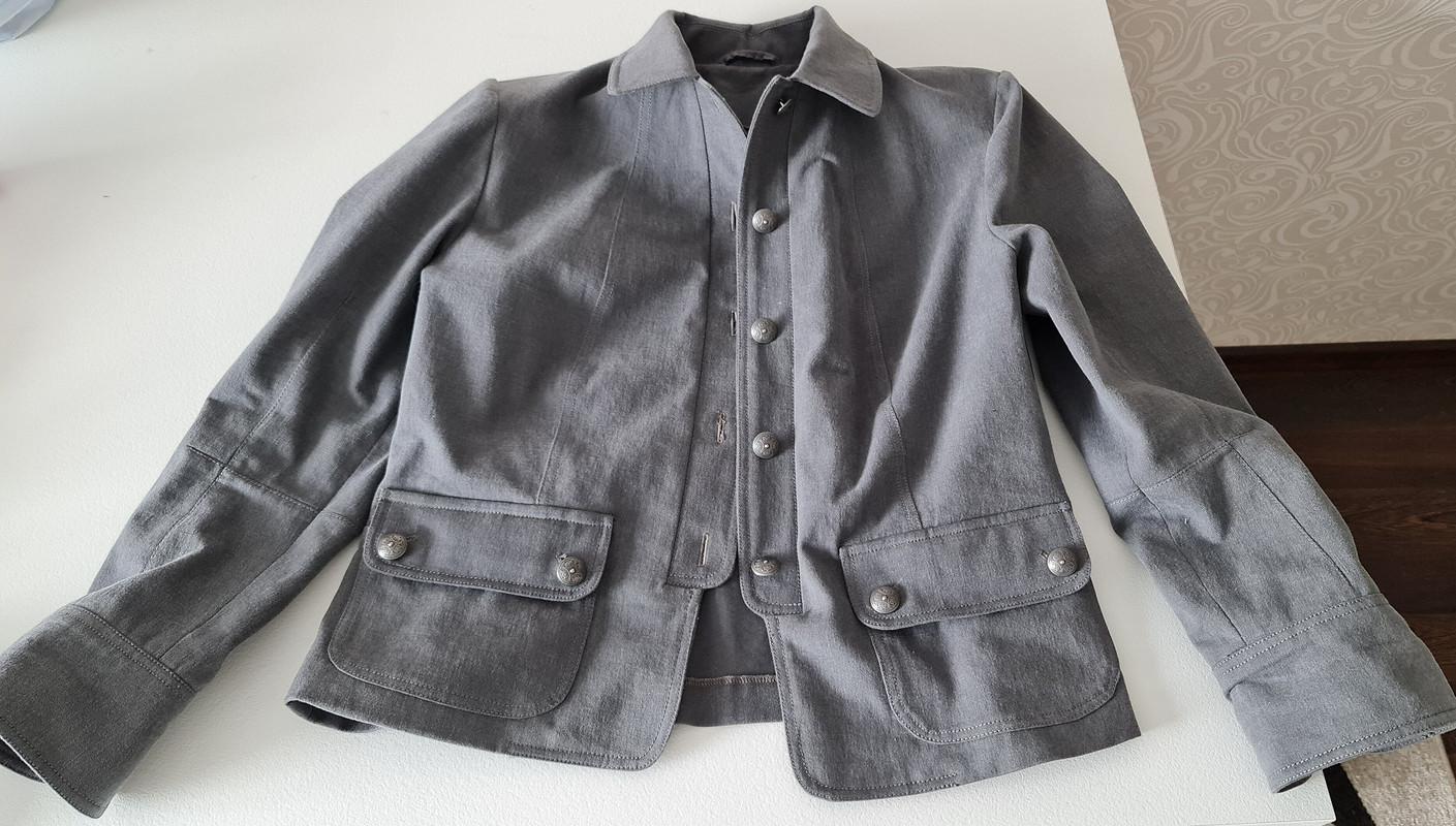 Джинсовая куртка от Елена  Ачаева