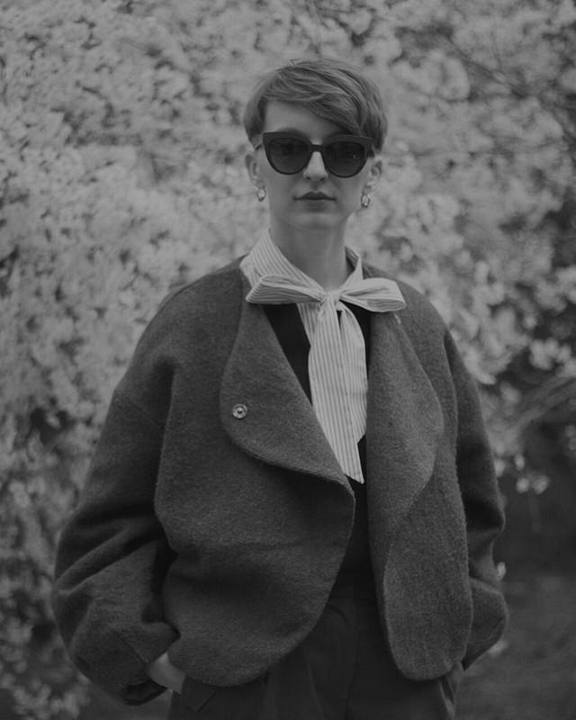 Жакет из100% шерсти от AlexandraMashkevich