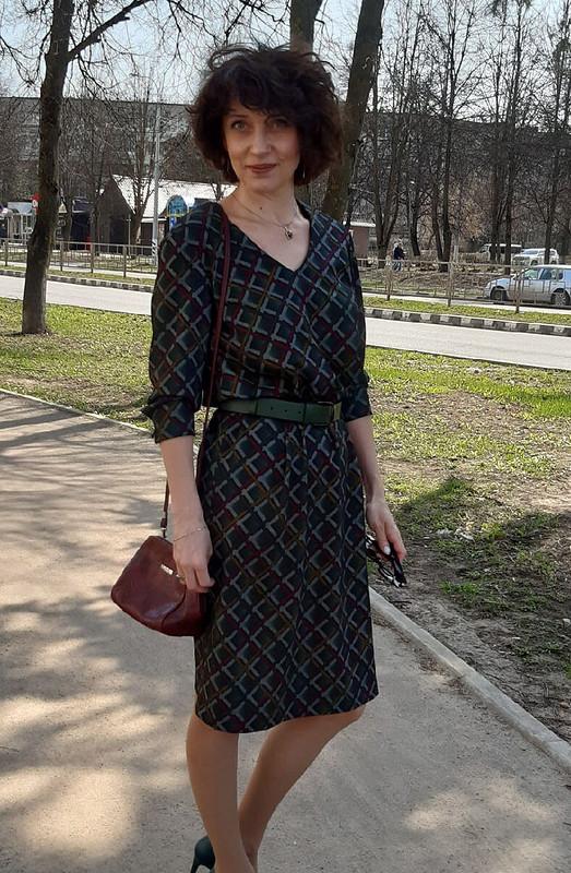 Платье. Простое, повседневное от julia.golubkova