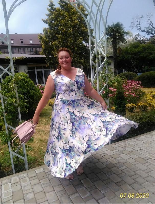 Платье «Лилии» от Elena_ Egorova